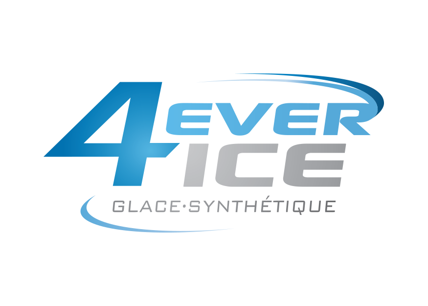 Logo_4 Ever Ice_Glace synthetique