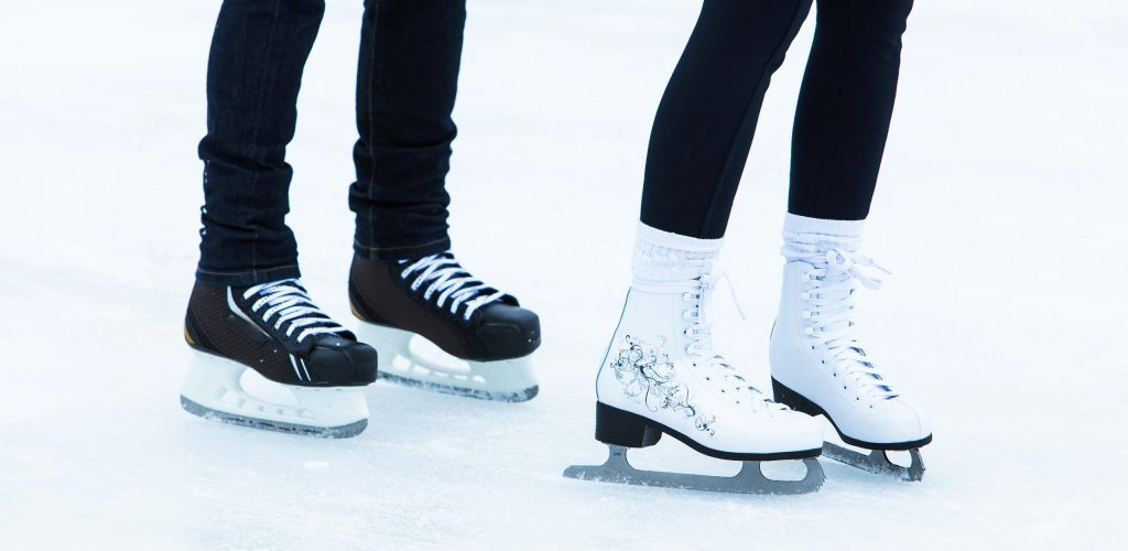 indoor skate_4 Ever Ice_Glace synthetique